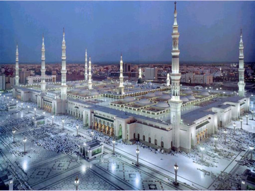 2 Mosques Photography - Showcase of Beautiful Mosques(Masjid) Photography