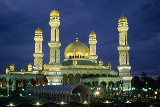 3 Mosques Photography - Showcase of Beautiful Mosques(Masjid) Photography