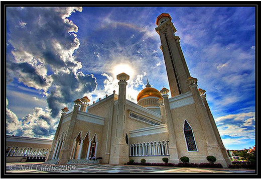 40 Mosques Photography - Showcase of Beautiful Mosques(Masjid) Photography