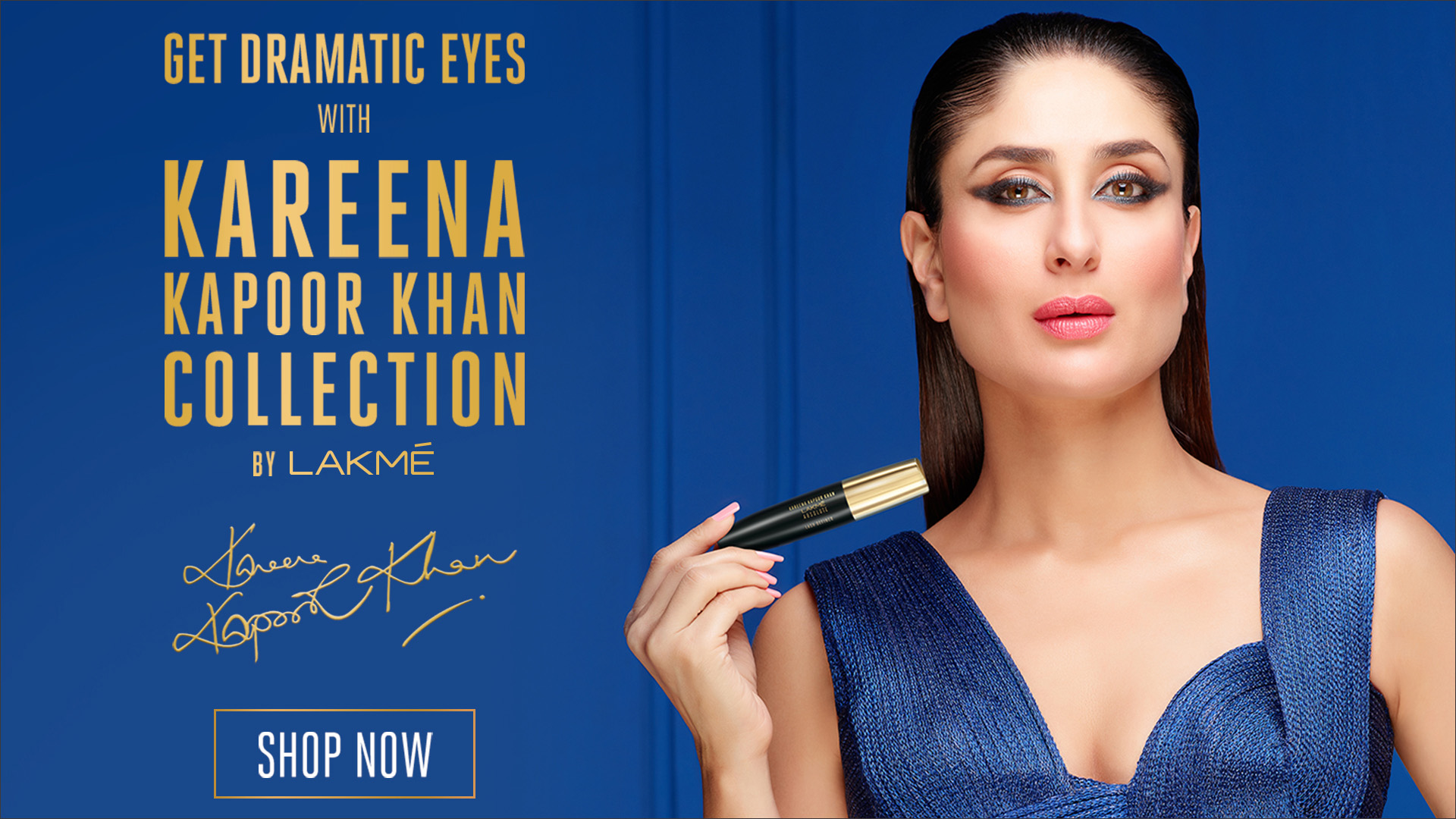 Lakme Desktop 1920x1080 01 copy - Lakme Fashion Week August 2018 - Launch of Kareena Kapoor's First signature line!