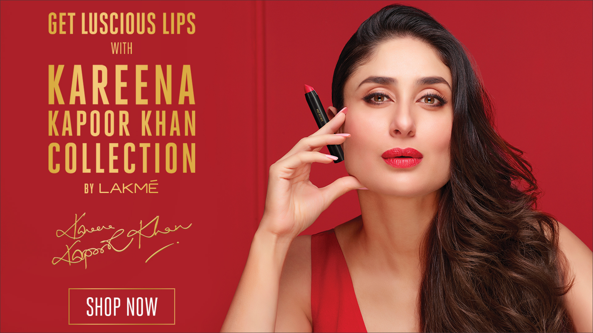 Lakme Desktop 1920x1080 03 1 - Lakme Fashion Week August 2018 - Launch of Kareena Kapoor's First signature line!