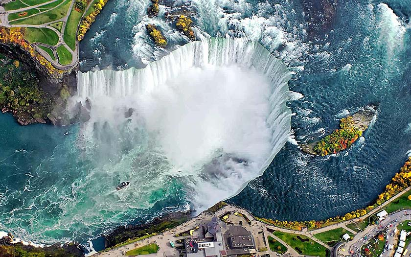 niagara falls - Best Places To Travel In The World