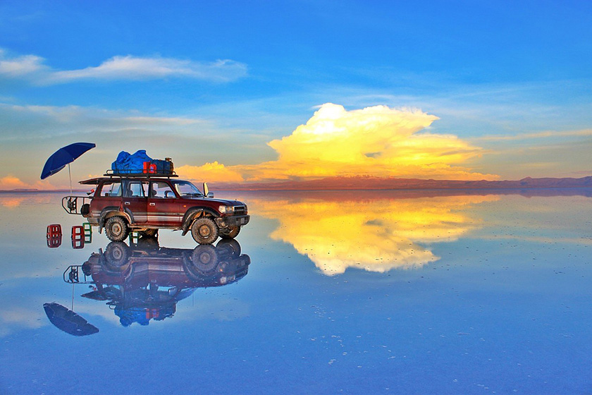 salar de uyuni bolivia - Best Places To Travel In The World