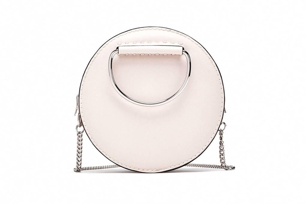 zara 1 - The Circle Handbag Trend Is Not Going Anywhere!