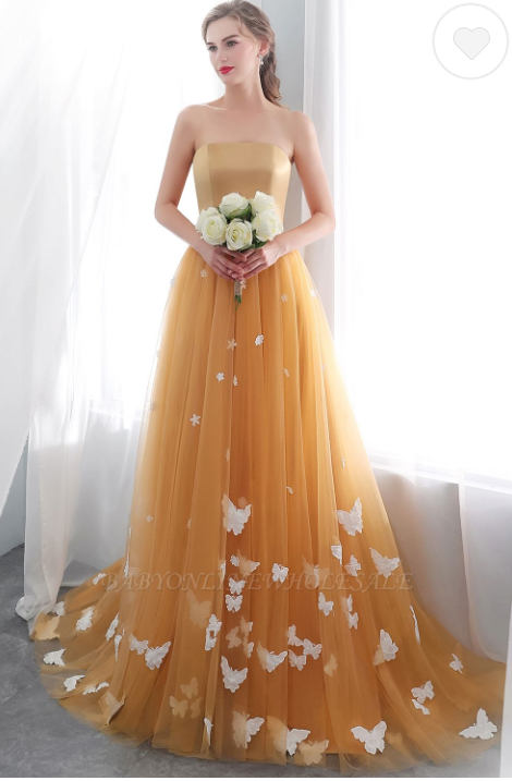 1 - Amazing Evening dresses, You can never say 'No' to!