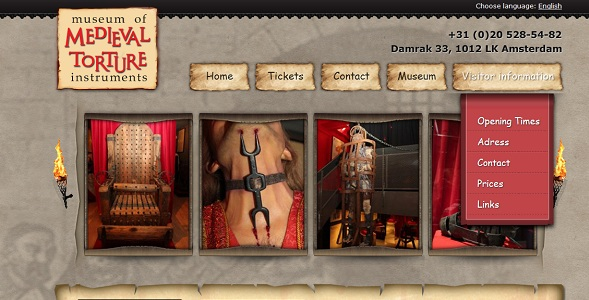 20 torture amsterdam - 40 Best Websites of Museums Quotes For Your Inspiration