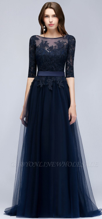 22 6 - Amazing Evening dresses, You can never say 'No' to!