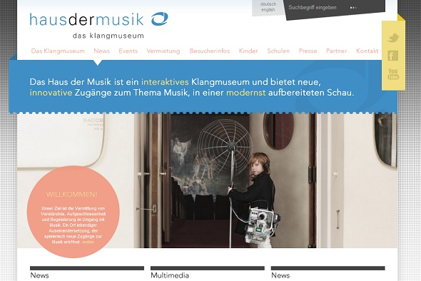 22 haus der musik - 40 Best Websites of Museums Quotes For Your Inspiration