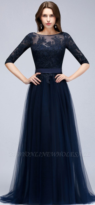 24 3 - Amazing Evening dresses, You can never say 'No' to!