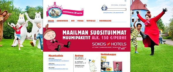 26 muumimaailma - 40 Best Websites of Museums Quotes For Your Inspiration