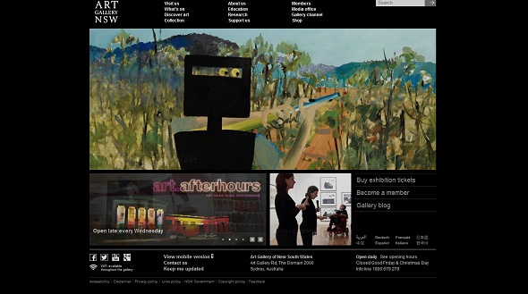 39 art gallery - 40 Best Websites of Museums Quotes For Your Inspiration