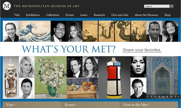 6 met museum - 40 Best Websites of Museums Quotes For Your Inspiration