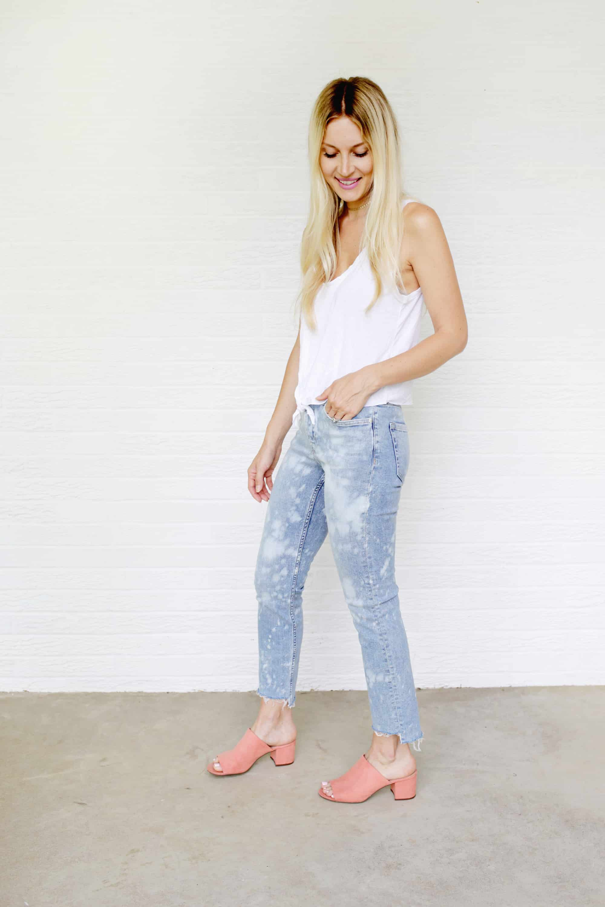 Biggest Jean Trends click through for tutorial 1 2 1 - Cool Ways to recycle your old jean! DIY