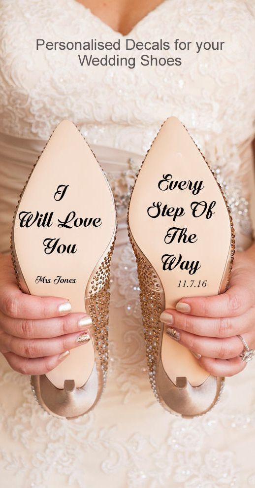 Stunning Wedding shoes ideas for Brides!