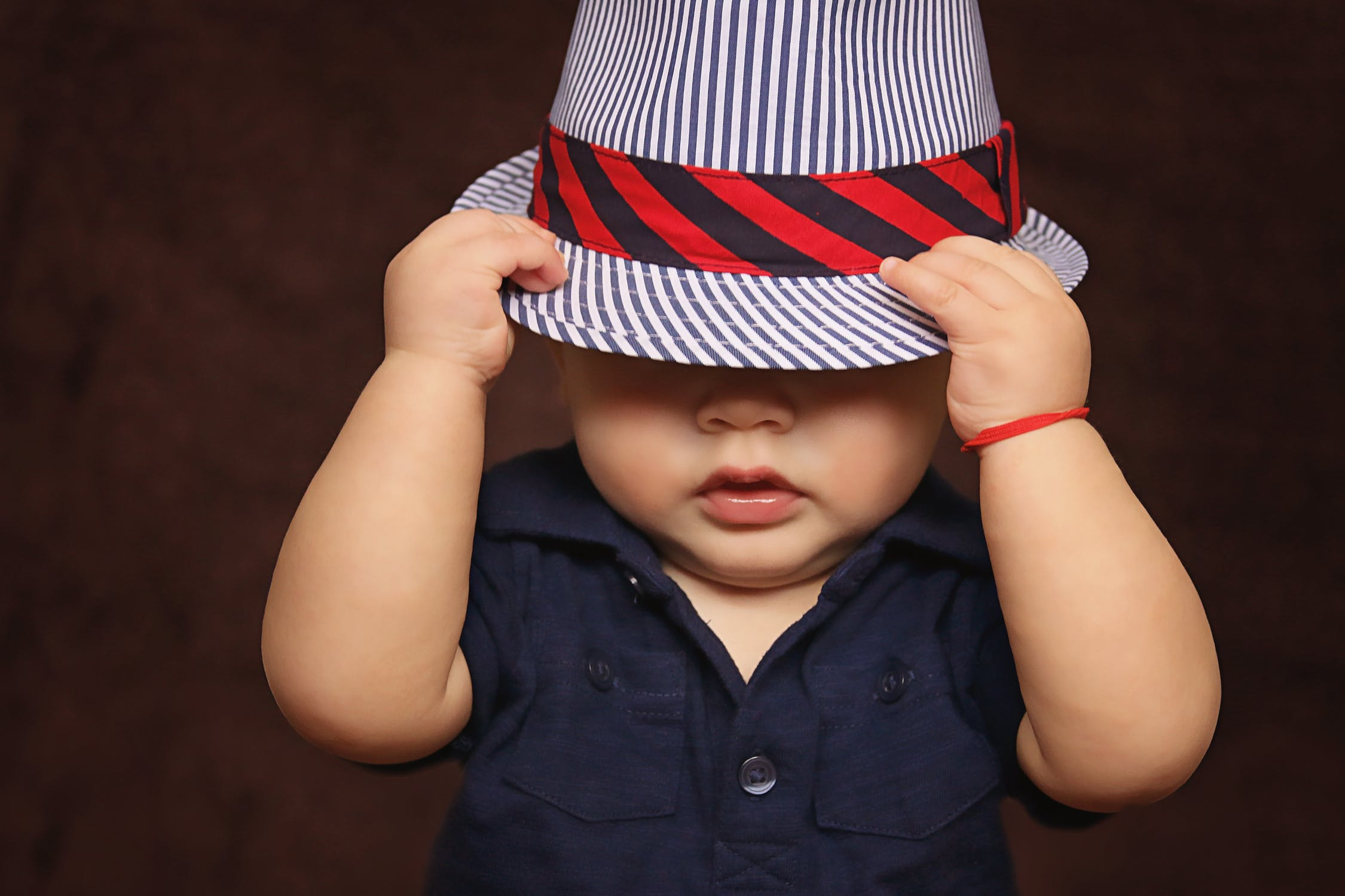 baby boy hat covered 101537 - Cute Baby Photography 2018