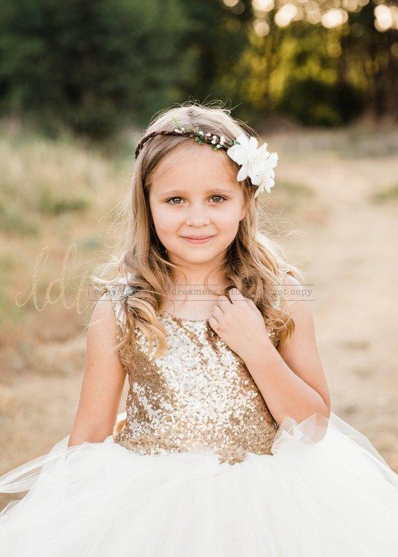 flower girl dress 24 - Super Cute Flower girl Dresses Ideas!