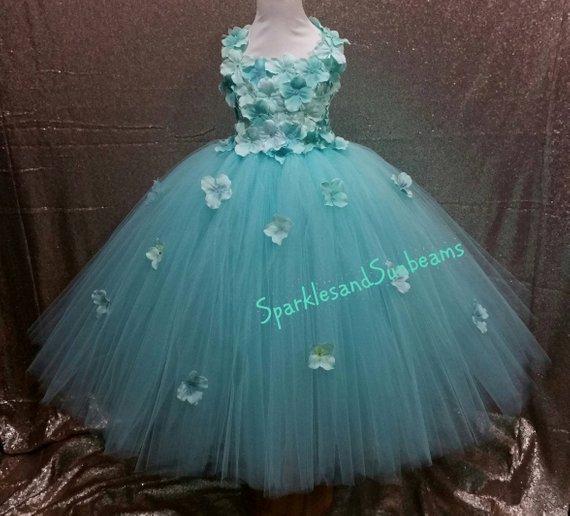 flower girl dress 33 - Super Cute Flower girl Dresses Ideas!
