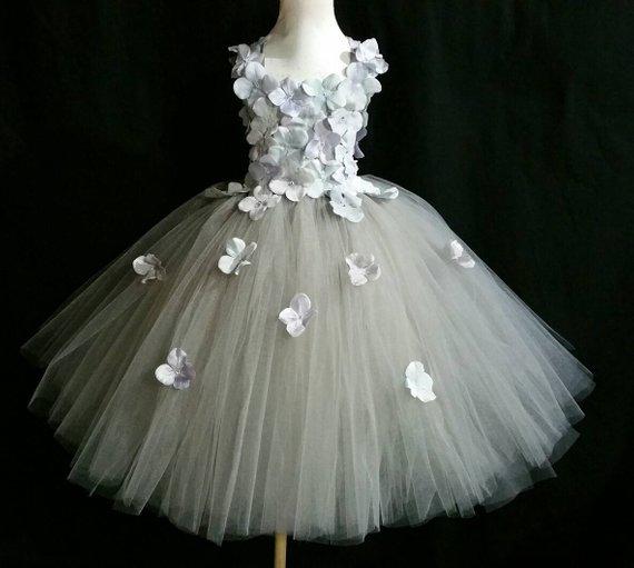 flower girl dress 34 - Super Cute Flower girl Dresses Ideas!