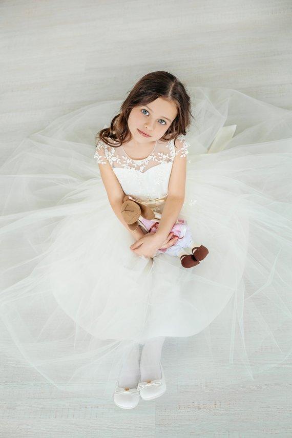 flower girl dress 42 - Super Cute Flower girl Dresses Ideas!