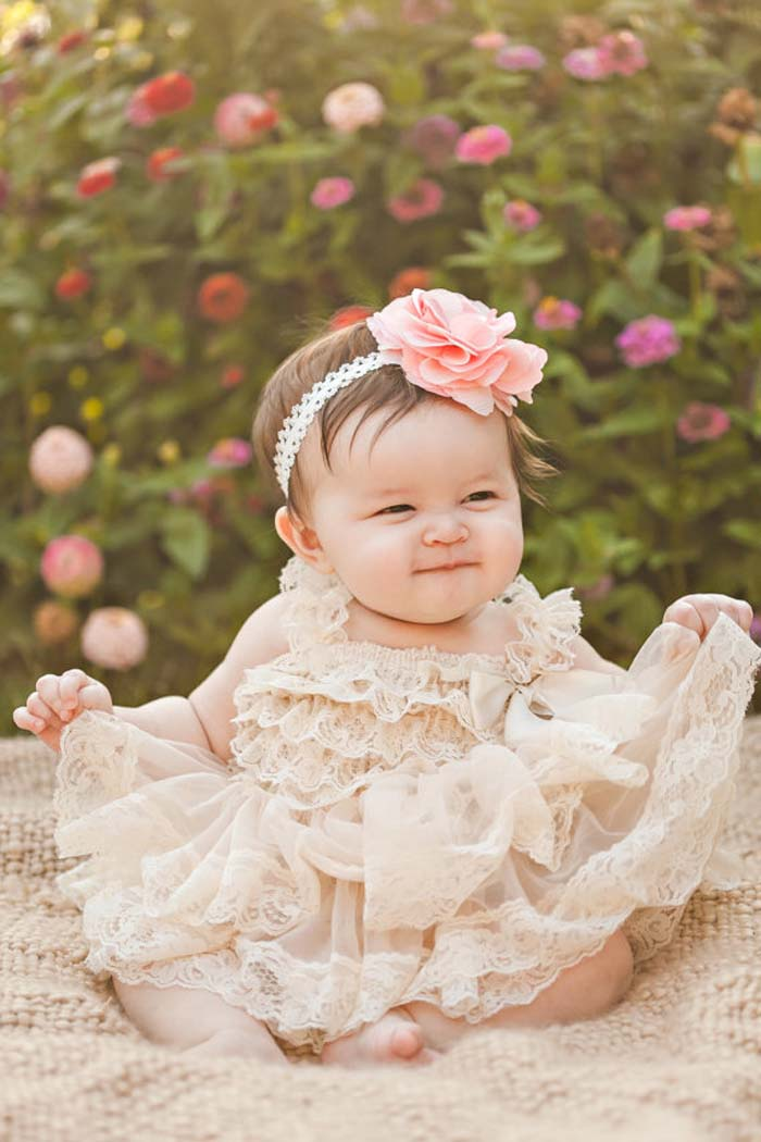 Super Cute Flower girl Dresses Ideas!
