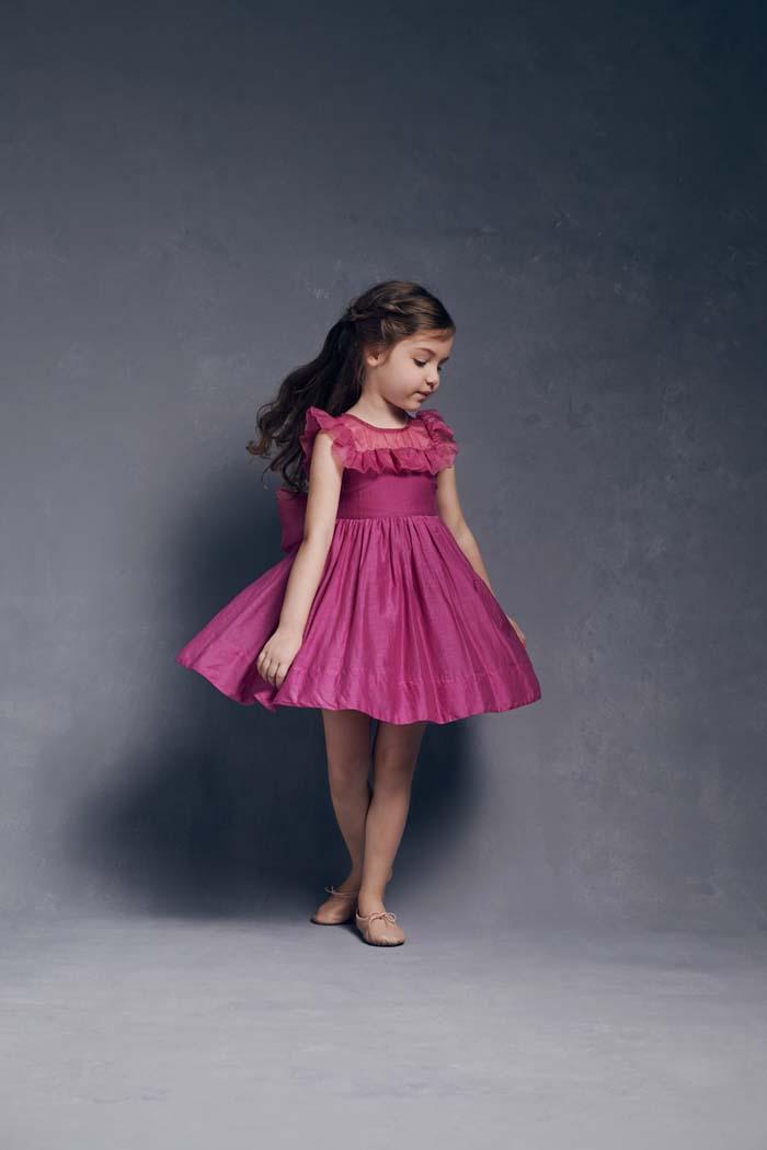 flower girl dress 7 - Super Cute Flower girl Dresses Ideas!