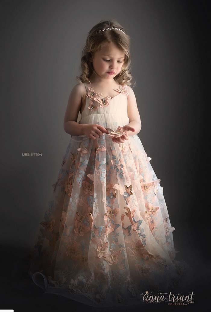 flower girl dresses 8 - Super Cute Flower girl Dresses Ideas!