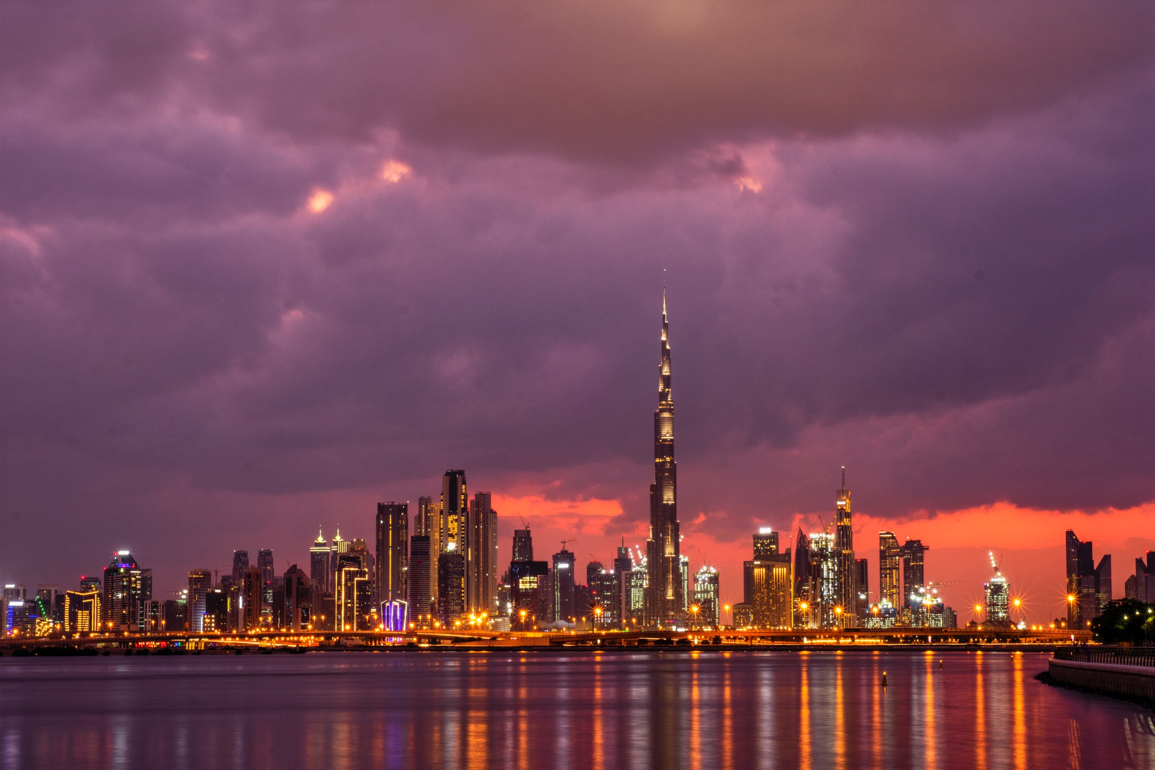 Dubai – The Best Tourist Destination